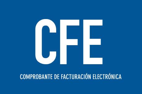 Comprobante de Facturación Electrónica