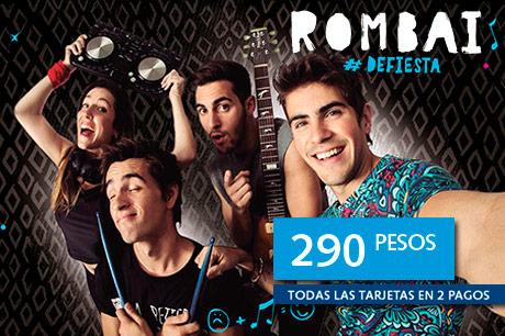 CD ROMBAI