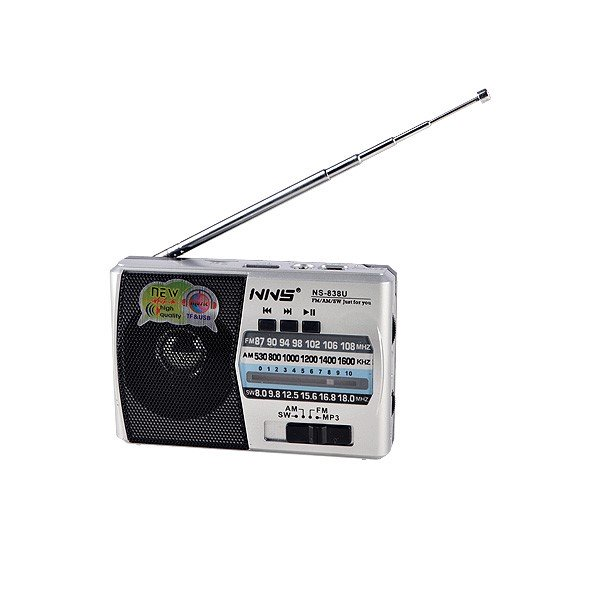 RADIO AM - FM CON USB