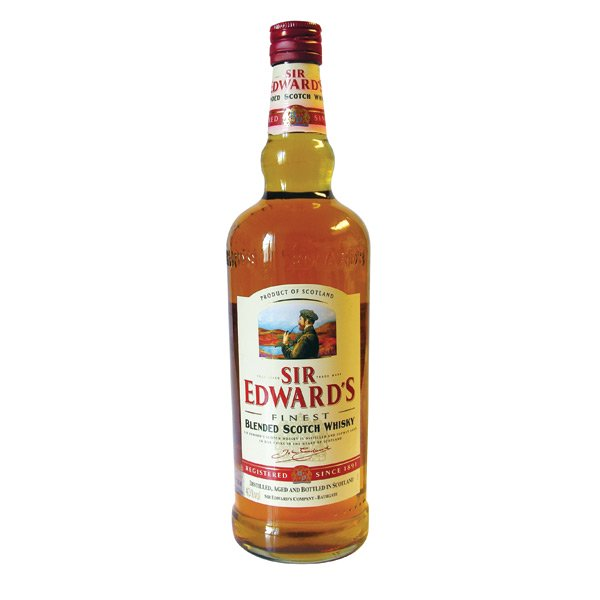 WHISKY SIR EDWARD´S