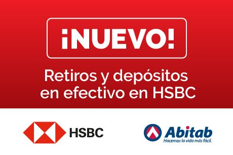 RETIROS Y DEPÓSITOS HSBC