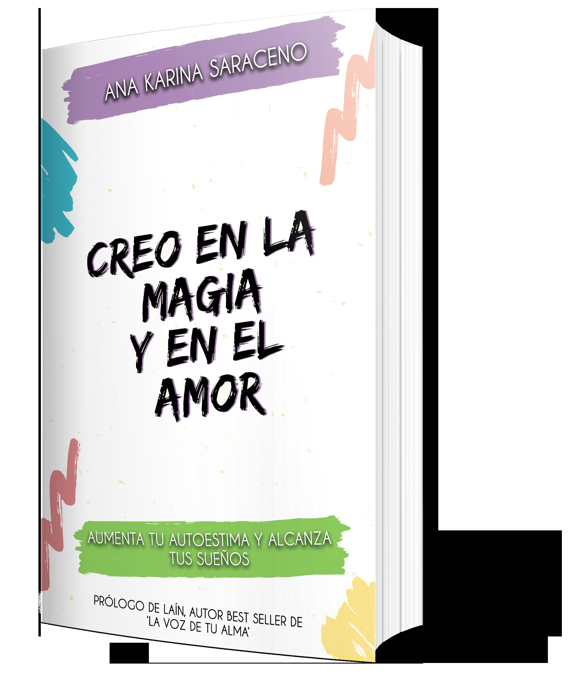 LIBRO CREO EN LA MAGIA Y EN EL AMOR