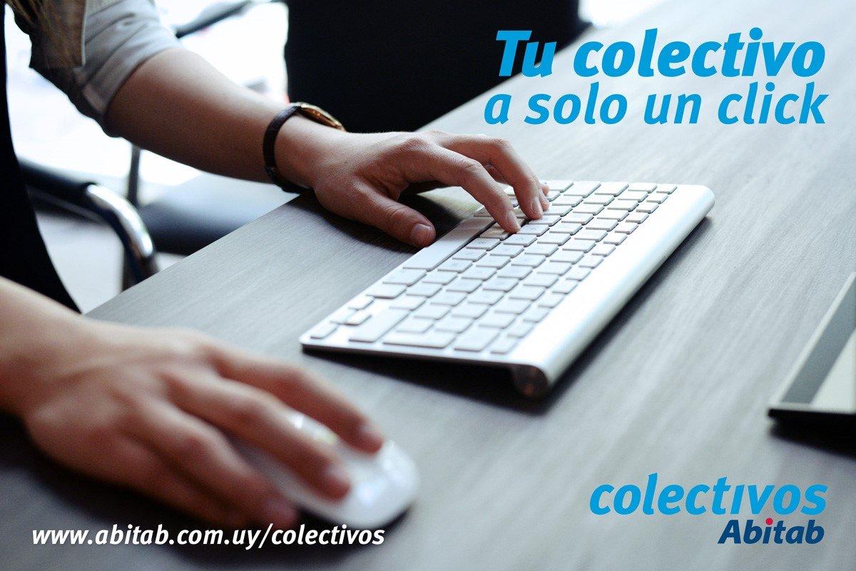 TU COLECTIVO A SOLO UN CLICK