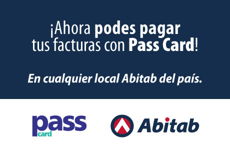 PAGÁ TUS FACTURAS CON PASS CARD