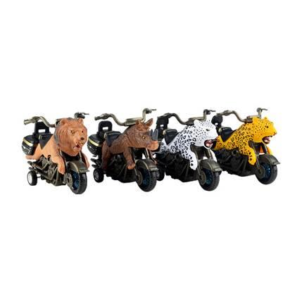 MOTO C/ANIMALES V/MODELOS