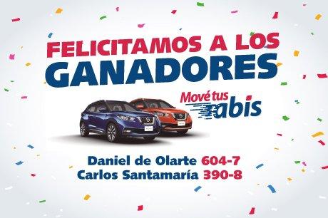 2020- FELICITAMOS A LOS GANADORES DEL 4° SORTEO