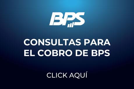 Consulta cobro bps