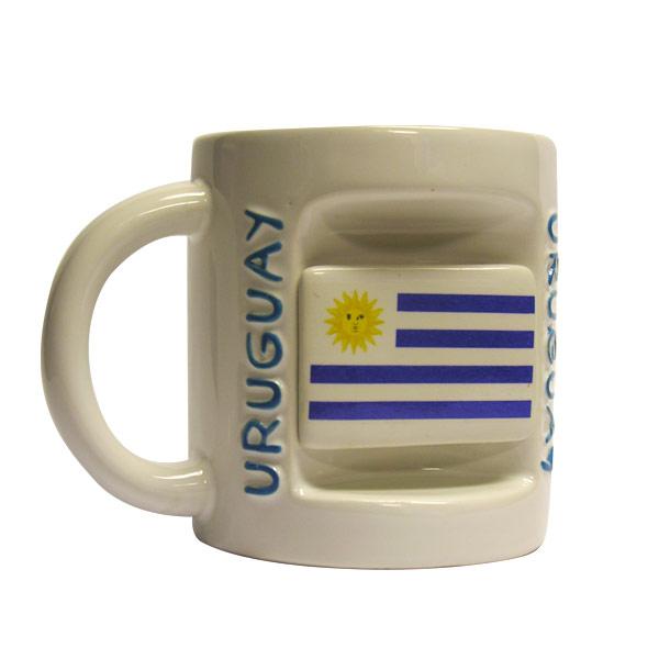 TAZA DE CERAMICA URUGUAY